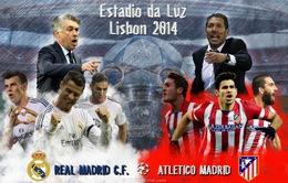 Real - Atletico: Chung kết Champions League và những điều chưa biết