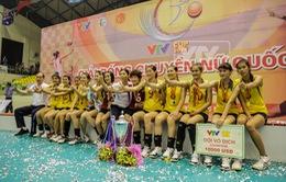 Thắng nghẹt thở Thái Lan, Việt Nam vô địch VTV Cup 2014
