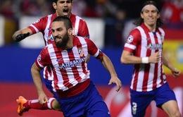 Champions League: Đường đến chung kết của Atletico qua ảnh