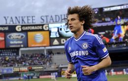 Chelsea xác nhận bán David Luiz cho PSG trước World Cup 2014