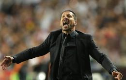 """Atletico đại bại 1-4 trước Real: Simeone thừa nhận sai lầm, Ancelotti phủ nhận chuyện """"ăn may"""""""