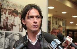 "AC Milan ""trảm"" Seedorf để thay bằng Inzaghi"