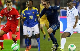 World Cup 2014: Bảng E - May mắn cho người Pháp