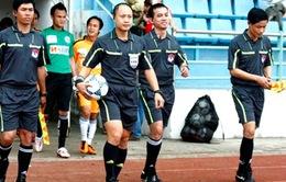 V.League: Sự khác biệt giữa trọng tài Việt Nam và trọng tài quốc tế