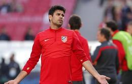 ĐT Tây Ban Nha chốt danh sách: Del Bosque mạo hiểm với Diego Costa