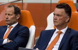 Hà Lan chốt danh sách dự World Cup 2014: Van Gaal chuộng dùng thế hệ cũ
