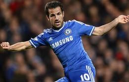 Chuyển nhượng 5/6: Fabregas sẽ nhận lương cao nhất Chelsea