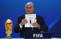 Hãng SONY lên tiếng yêu cầu FIFA điều tra vụ World Cup 2022 tại Qatar