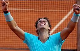 Những siêu kỷ lục của Nadal ở Roland Garros