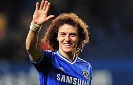 CHÍNH THỨC: PSG sở hữu David Luiz với giá kỷ lục 50 triệu bảng