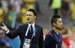 HLV Croatia nổi giận với trọng tài sau trận thua Brazil