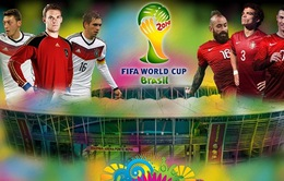 World Cup 2014, bảng G, Đức - Bồ Đào Nha: Bại binh phục hận! (23h00, VTV3)
