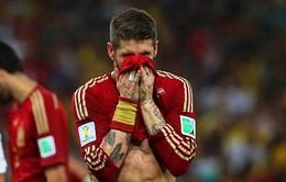 Tây Ban Nha 0-2 Chile: Chia tay nhà vô địch!
