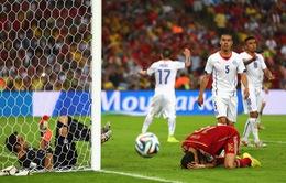 """Tây Ban Nha nối gót Italy, Pháp và Brazil... """"cái chết trẻ"""" của những nhà vô địch"""