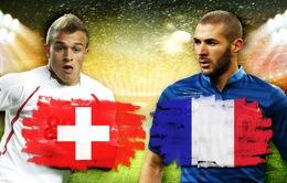 """Lịch TRỰC TIẾP World Cup 2014 đêm 20/6 và rạng sáng 21/6: Pháp và """"liều thuốc thử"""" Thuỵ Sỹ"""