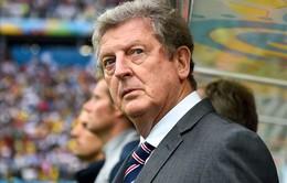 HLV Roy Hodgson cầu cứu tuyển Italy