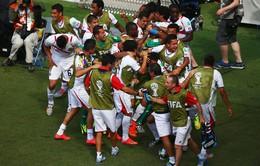 """Bảng D World Cup 2014, Italy 0-1 Costa Rica: Địa chấn ở bảng đấu """"tử thần"""""""