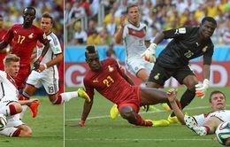 Cập nhật kết quả, BXH World Cup 2014 ngày 22/6: Thua Nigeria, Bosnia dừng cuộc chơi