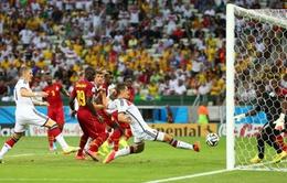 """Bảng G World Cup 2014, Đức 2-2 Ghana: Tiếc nuối cho """"Những ngôi sao đen"""""""