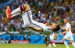 Chùm ảnh: Lịch sử gọi tên Miroslav Klose