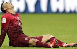 Bồ Đào Nha 2-2 Mỹ: Bản lĩnh Ronaldo, bản lĩnh người Bồ!
