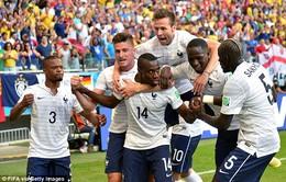 Lịch phát sóng World Cup 2014 đêm 25/6 và rạng sáng 26/6: Pháp và Argentina có ngôi đầu?
