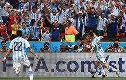 Cập nhật kết quả, BXH World Cup ngày 26/6: Argentina cùng Nigeria đoạt vé đi tiếp
