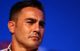 """Cannavaro: """"Tôi đã sẵn sàng làm HLV Italy"""""""