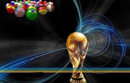 Lịch PHÁT SÓNG World Cup 2014 vòng 1/8