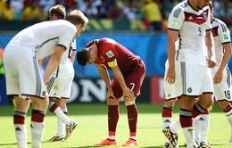 """Bảng G World Cup 2014: Đức - Mỹ """"bắt tay"""", người Bồ thoi thóp hi vọng"""