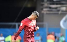"""Cris Ronaldo: """"Chúng tôi xứng đáng nhận được nhiều hơn"""""""