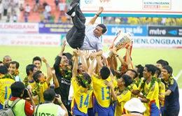Đồng Tháp và Khánh Hòa trở lại V.League