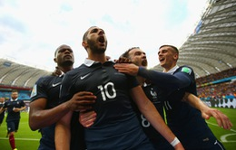 """Pháp và """"bài toán"""" Nigeria sau """"doping"""" tiền thưởng! (23h00 ngày 30/6, VTV3)"""