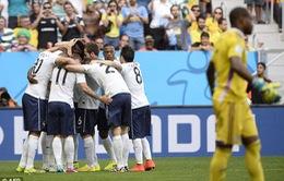 """Pháp 2-0 Nigeria: """"Gà trống Gaulois"""" cất vang tiếng gáy vào Tứ kết"""