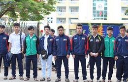 Tuyển thủ U19 Việt Nam được tuyển thẳng vào ĐH