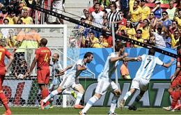 Argentina 1-0 Bỉ: Vũ khúc Tango thăng hoa vào bán kết