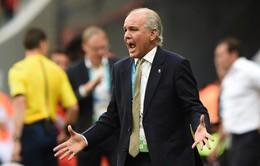 Argentina 1-0 Bỉ: Sabelle tự hào về Messi, HLV tuyển Bỉ đổ lỗi cho trọng tài