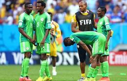 CHÍNH THỨC: FIFA cấm ĐTQG Nigeria tham gia các giải đấu quốc tế