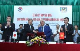 ĐT nữ Việt Nam sẽ có HLV Nhật Bản