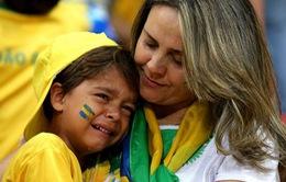 Khoảnh khắc ấn tượng khi Hà Lan vùi dập chủ nhà Brazil