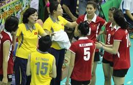 Tuyển bóng chuyền trẻ tham dự giải Vô địch châu Á