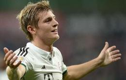 Thương vụ Toni Kroos: Ai là người chiến thắng - Real hay Bayern?