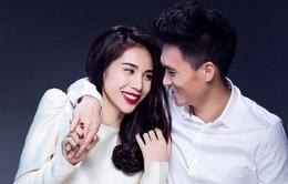 Công Vinh - Thủy Tiên tình tứ trong bộ ảnh kỷ niệm 6 năm ngày cưới