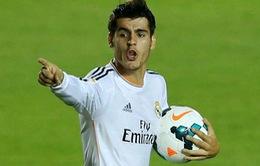 CHÍNH THỨC: Juventus có tân binh từ Real Madrid, Morata