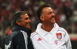 """Jose Mourinho: """"Tôi làm sao phải sợ Van Gaal"""""""