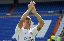 Tân binh của Real, Toni Kroos tiết lộ lí do chia tay Bayern Munich