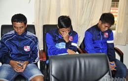 Bê bối V-League: Mức án thấp nhất với cầu thủ Đồng Nai từ 2-7 năm tù