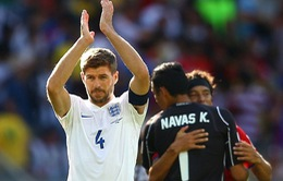 Sau Philipp Lahm, Steven Gerrard chia tay ĐT Anh