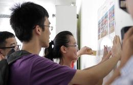 Chùm ảnh: Trường THPT chuyên Hà Nội - Amsterdam chuẩn bị chào đón IchO 2014