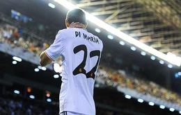 Chuyển nhượng tối 26/7: Di Maria gia nhập PSG với giá 65 triệu Euro